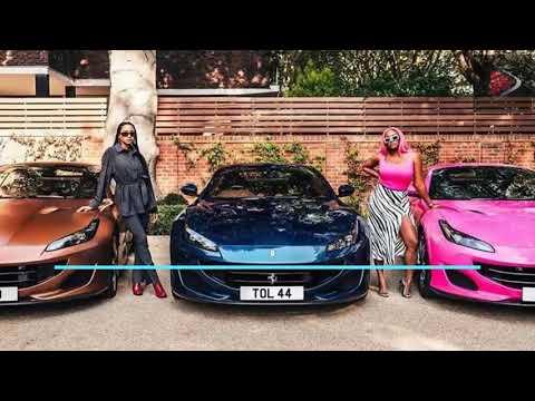 Nigerian tycoon splashes Sh69 million on Ferrari gifts to daughters