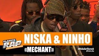 """Niska """"Méchant"""" Ft Ninho #PlanèteRap"""