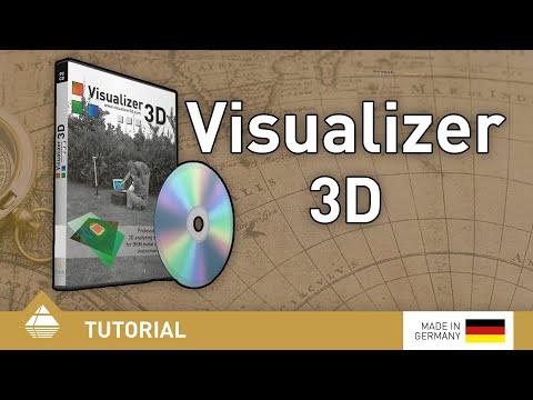 Visualizer 3D analysis