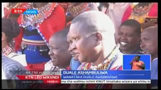 Kiongozi wa wengi Adan Duale ashambuliwa na viongozi wa Ukambani