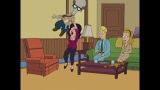 American Dad! Roger And Francine's RP Gets Out Of Hand