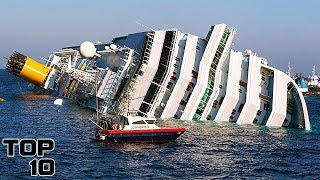 Download Youtube: Top 10 Cruise Ship Disasters