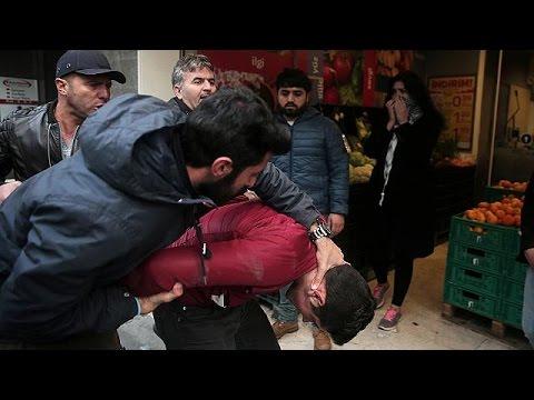 Διαδηλώσεις στην Ευρώπη για τις συλλήψεις στην Τουρκία – world
