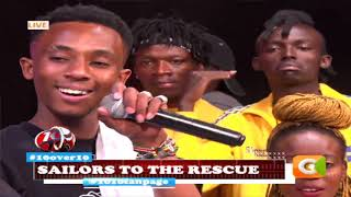 10 OVER 10 | Sailors to the rescue drops new hit on | 10 over 10