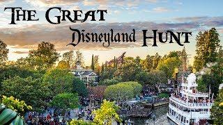 The Great Disneyland Hunt
