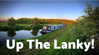 Taking Narrowboat Silver Fox Up The Lancaster Canal!
