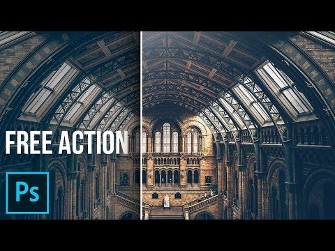 Special Blend Mode to Boost Radiance + FREE Action | Photoshop Tutorial