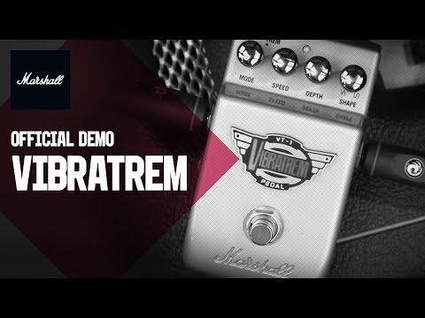MARSHALL VT-1 Vibratrem  Kytarový efekt