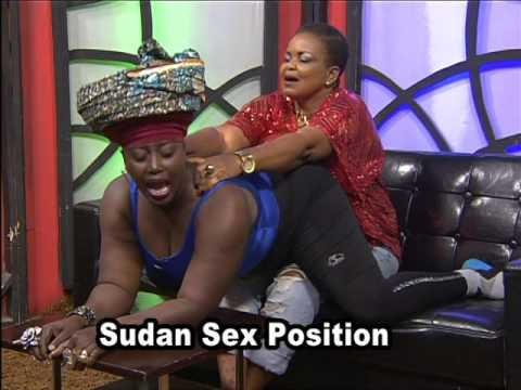 Sudan Sex Position with Akumaa Mama Zimbi