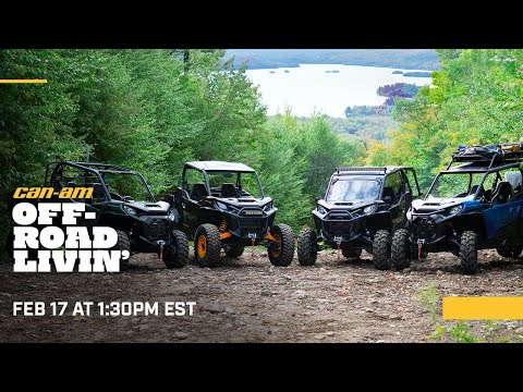 2021 Can-Am Commander MAX XT 1000R in Ledgewood, New Jersey - Video 2