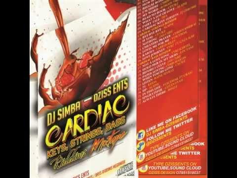 CARDIAC Keys Strings Bass RIDDIM MIXTAPE  Dj SimbaDzissEnts