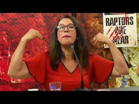 Sandra Santos é dinossaura!! - Gente de Opinião