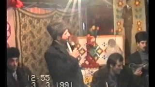 Sexavet.M. Mirze Huseyn Segahi.(Sari Bulbul) ( Abdal Qehraman)