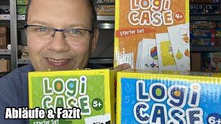 Logi Case (Haba) - Kinderspiele - Logikspiele / Solospiele für 4 Jahre / 5 Jahre / 6 Jahre