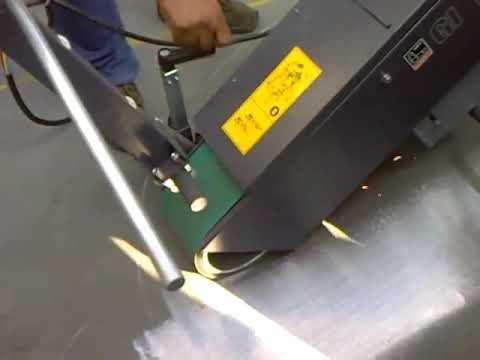 GIMS 150 Fein Plate Grinding Machine