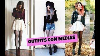 bc8e611218 Outfits Con Medias Negras Outfits Con Pantimedias Outfits With Pantyhose  Atuendos Con Falda Negra