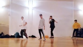 H.E.R. - Say it Again (Jeffrey Chang Dance Practice)