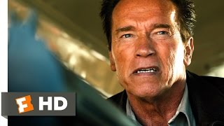 The Last Stand (5/10) Movie CLIP - Welcome To Sommerton (2013) HD