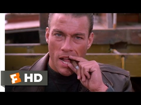 Double Impact (2/9) Movie CLIP - Welcome to Hong Kong (1991) HD