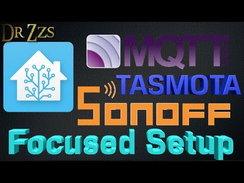 UPDATED: get HASSIO and Tasmotized Sonoff up and running! - Free