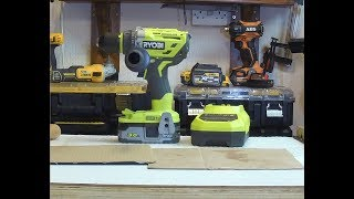 RYOBI R18PD7 Does it suck? Or will it blow you away?