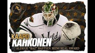 2019-20 Bastien Award: Kaapo Kahkonen