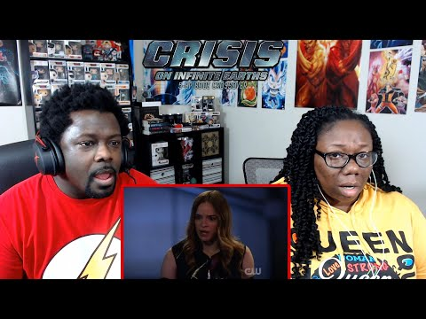 Crisis on Infinite Earths Pt 3 REACTION/DISCUSSION {The Flash 6x9}