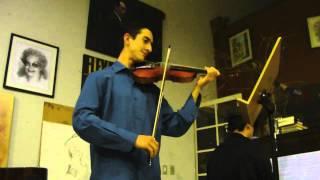 Nino Rota - A Time For Us (Cover De Piano E Violino)