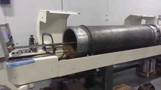 Large Tube Honing at Zala Machine Co., Inc.