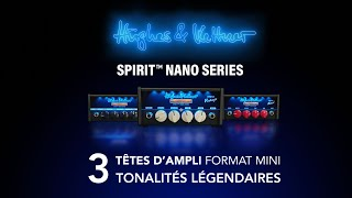 Hughes & Kettner Spirit Nano Vintage - Video