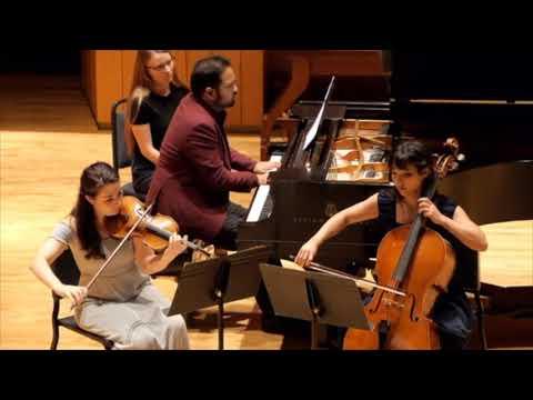 Rachmaninoff Trio No 1 in G Minor  Burlington, Vermont July 2018