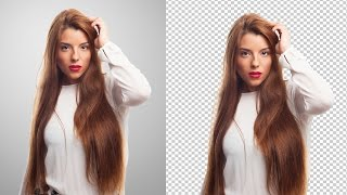 How to Remove Background in Photoshop CC [Easy Trick]