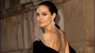 Анджелина Джоли попала в психбольницу