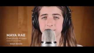 Everybody Knows (Dixie Chicks - 2006) - Cover by Maya Rae (2014)