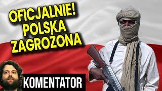 Polska Oficjalnie Zagrożona! Policja Dostała Ostrzeżenie Przed Atakami -