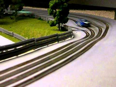 POV – Tim's Track – Slot Car Racing