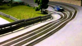 POV - Tim's Track - Slot Car Racing