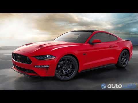 2018 Ford Mustang Wins AutoWeb Buyer