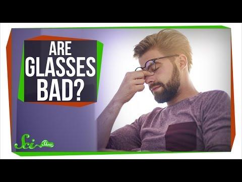 Ochelari speciali pentru vizionarea computerului