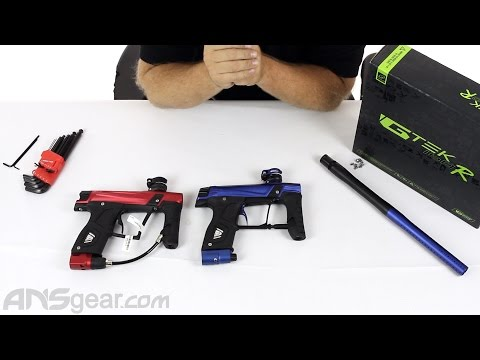 Planet Eclipse Gtek 160R Paintball Gun – Review