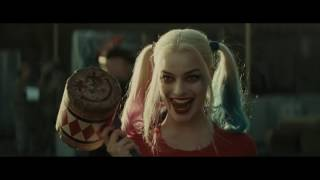 SUICIDE SQUAD Extended Cut Blu-ray Trailer