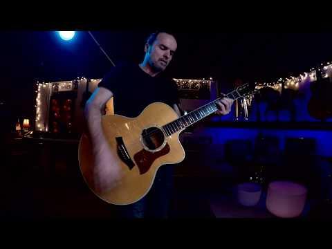 While My Guitar Gently Weeps (The Beatles) - Instrumental - Michael Kelsey