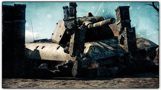 11 KILLS TOP TIER! - War Thunder E100  RB Gameplay