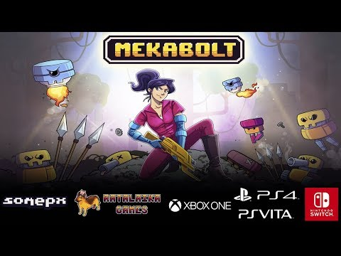 Mekabolt - Launch Trailer thumbnail