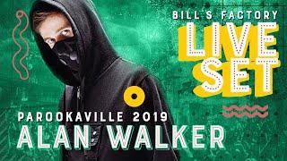PAROOKAVILLE 2019   ALAN WALKER