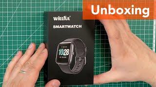 Smartwatch für unter 50 EUR? 10 Minuten mit der Amazons Choice Willful Smartwatch (Unboxing)