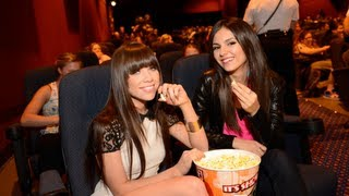 Виктория Джастис, Fun Size Movie Mall of America Screening