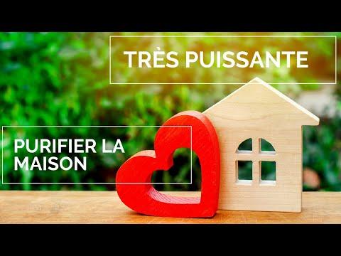 Vidéo Pour Purifier La Maison TRÈS PUISSANTE - Vidéo Pour Nettoyage Énergétique