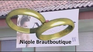 preview picture of video '25 Jahre Brautmode Nicole in Kirrlach'