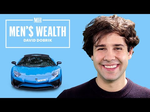 David Dobrik on The Worst Money He's Ever Blown | Men'$ Wealth | Men's Health
